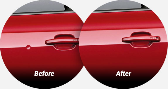 Paintless Dent Removal Cardiff